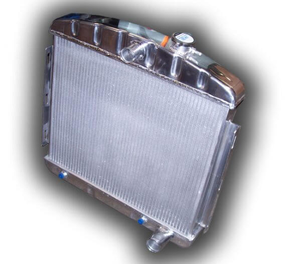 1955 - 1956 Chevy 6 Cylinder or BBC Mount Radiator