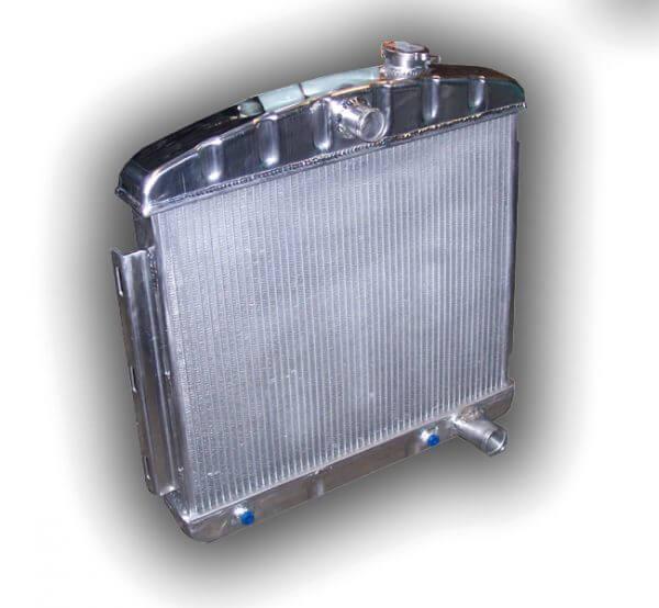 1955 - 1957 Chevy V8 Mount Radiator